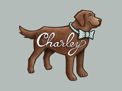 Chucktown Charley Lab