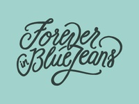 Forever in Blue Jeans