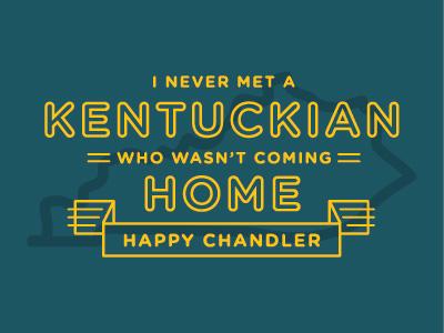 Never Met A Kentuckian