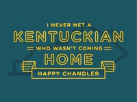 Never Met A Kentuckian