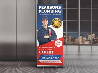 Plumbers Roll up Template 1