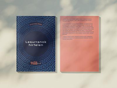 Weekly Warmup - Book Cover illustrator weekly challenge vergil greek labyrinth design book cover weeklywarmup