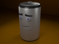 Battery Man Textured