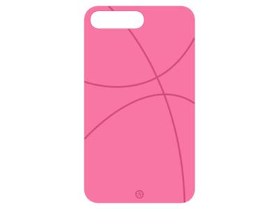 Dribbble iPhone Case
