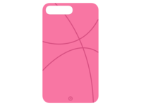 Dribbble iPhone Case