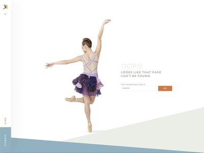 Ballet Memphis 404 Page