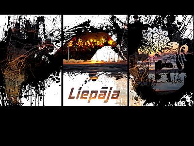 Liepaja graphic design design