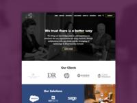 Tech Consultant Website