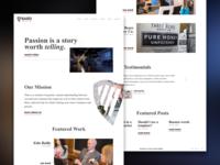 Bard Creative Homepage Expirement