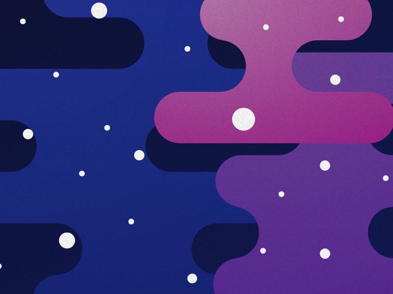 Space illustration stars galaxy space nebula