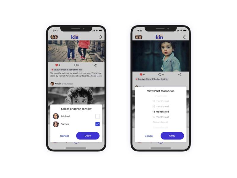Memories uidesign ui mobileapp mobile ios app