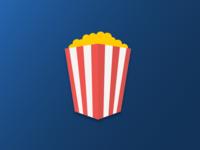Movie night icon