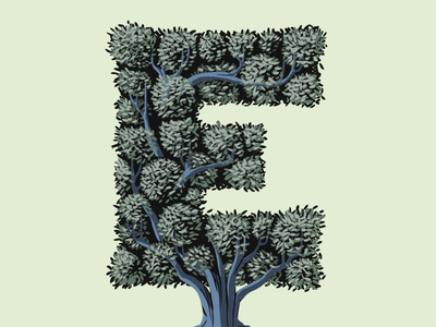 E is for Eyvind Earle