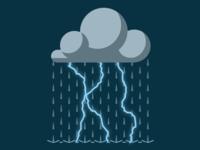 Dark Cloud Storm