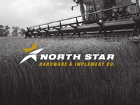 North Star Hardware & Implement Co. Branding