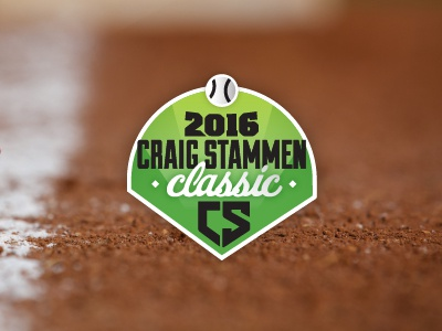 Craig Stammen Classic script classic athlete sports tournament baseball