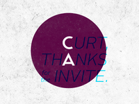 Thanks Curt