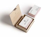 Business Card - Betty's Tea