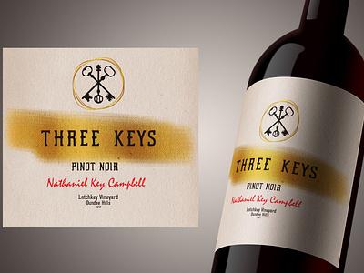 Wine label design pinot noir bottle label winery label packaging labeldesign labels wine bottle wine label label design brand identity