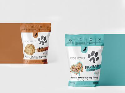 Packaging Design Dog Food dog logo dog packaging design package design food dogs identity designer identity branding branding design branding logo design identity design brand design logotype logo brand identity