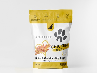 Dog Food Packaging Design design identity design logodesign packing design identity branding branding brand brand design logo logotype dogfood dog logo dogs