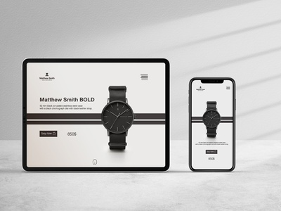 UI/UX design for watch brand identity branding branding brand watches watch uxdesign ui  ux ux uidesign ui design uiux ui brand identity logo