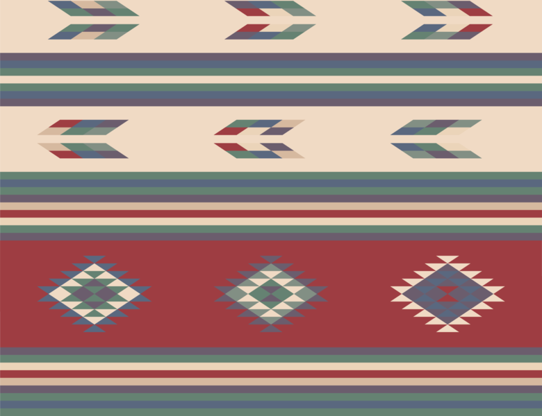 blanket pattern native american pattern repeat pattern blanket textile textile design aztec design aztec pattern design pattern color theory passion project design vector