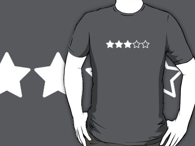 5 star rating shirt  shirt tshirt star rating
