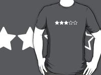 5 star rating shirt