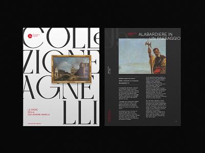 Pinacoteca Agnelli - Rebranding 01 museum brand identity rebranding gallery art