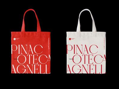 Pinacoteca Agnelli - Rebranding 2 merchandise identity branding museum of art identity museum