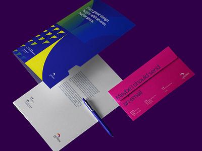 Sky Rainbow - Branding #1 logodesign logo rainbow branding design branding