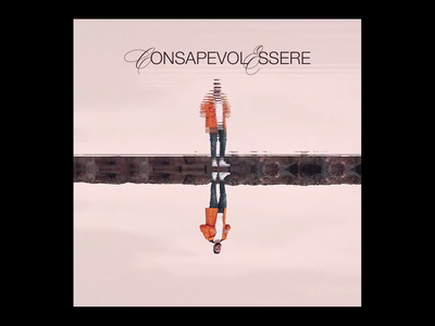 Consapevolessere - Animated version cover design after effects motion graphics apple music spotify cd cover after effects animation after effects water reflection album artwork album cover music