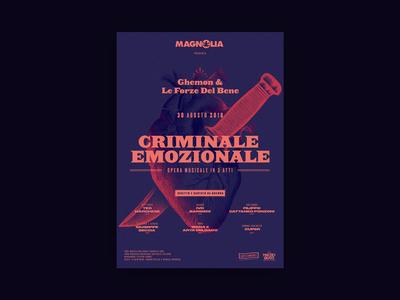 Ghemon - Criminale Emozionale @ Magnolia 2018