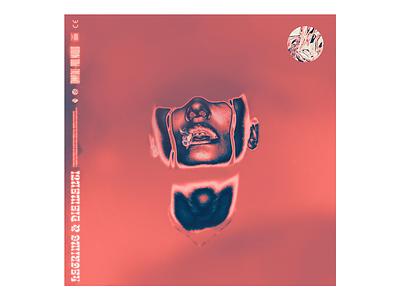 Lacrime e diamanti - Artwork cover design tears diamonds single music cover