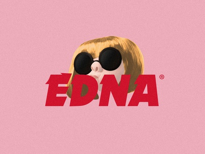 Edna the Creator the incredibles disney logo lettering font cover music igor tyler the creator edna