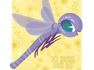 Inspirational Insects - Dragonfly