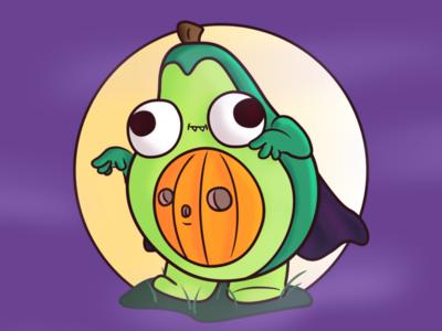 Vampire avocado