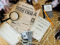 Speakeasy Murder Mystery