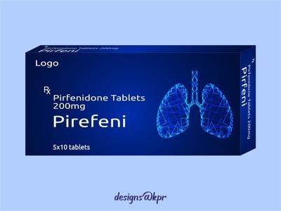 Medicine Box Packaging Design box design box medicine packaging pharma design illustration branding graphic design