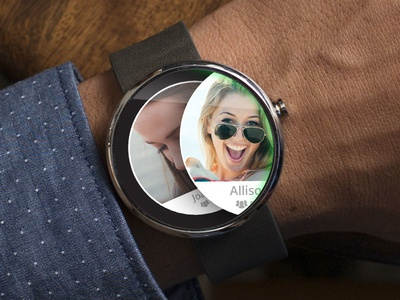 Tinder On Android Wear