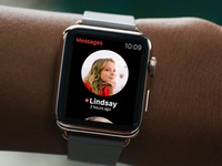 Tinder Apple Watch