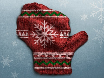 Travel Wisconsin Mitten digital branding social wisconsin tourism christmas ugly sweater holiday winter snow mike g travel wi gottschalk