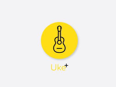 Day 005 | Daily UI challenge | Icon | Ukulele learning app