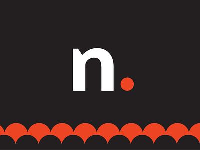 NakaNojo Logo sushi restaurant branding luxury design logo