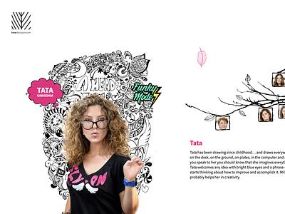 Web and Illustration design art illustration webdesign