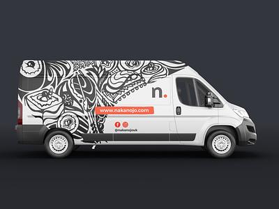 Van design illustration car design van design illustration