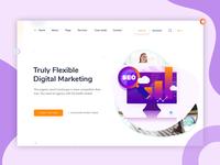 Banner Exploration for Digital Agency