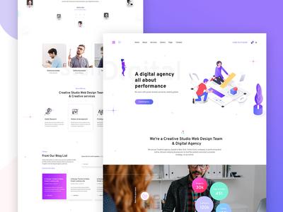 Professional digital agency