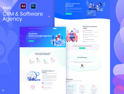 Mati - CRM & Software agency